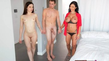 Moms Bang Teens Jewels Jade & Jenna Ross in Wild Side with Van Wilde 7