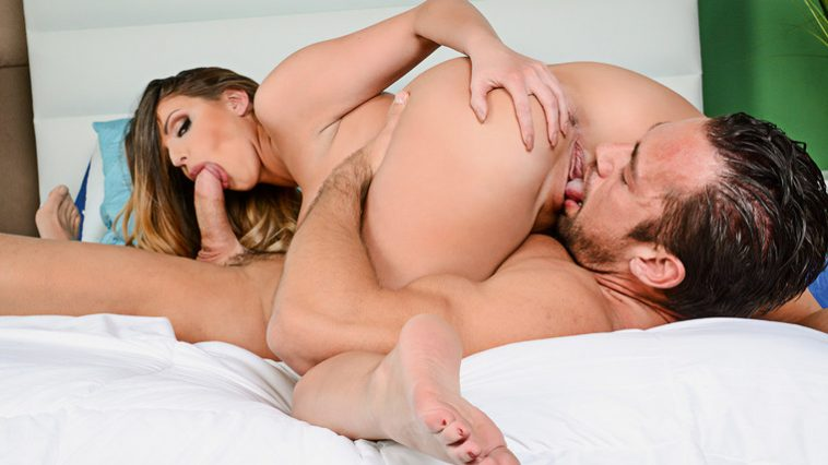 Naughty America Brooklyn Chase & Johnny Castle in My Wife's Hot Friend 13