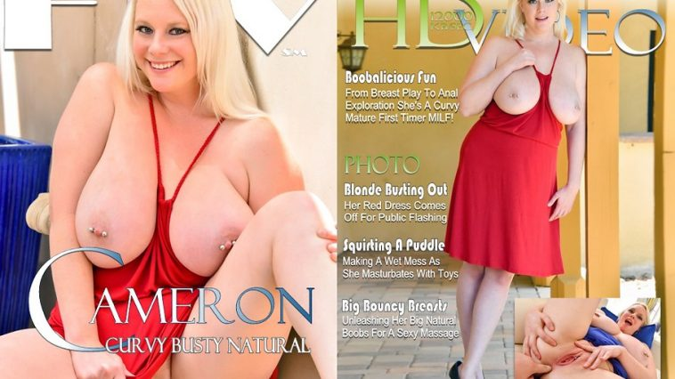 Ftv Milfs Cameron in Curvy Busty Natural 26