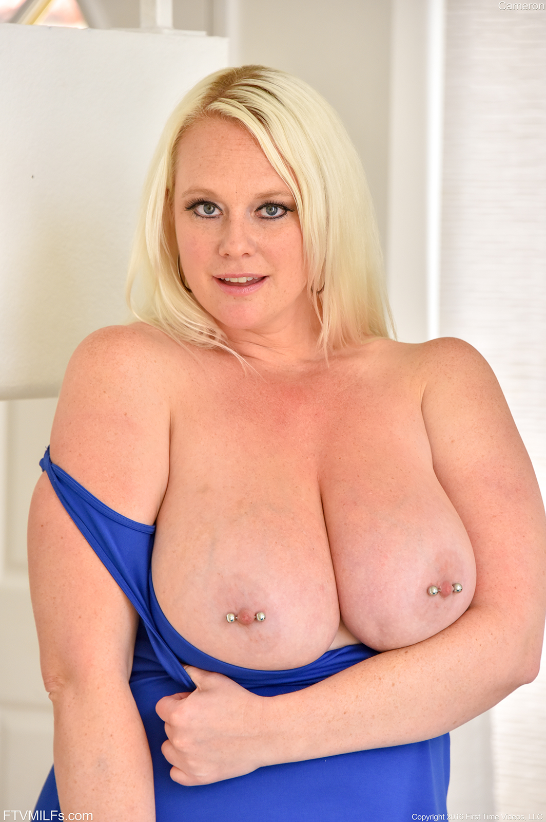 Busty Natural First Porn ftv milfs cameron in curvy busty natural - milf porn photos