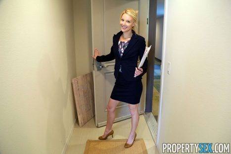 Milf Real Estate - Hot Southern Milf Real Estate Agent Gets Creampie - Milf ...