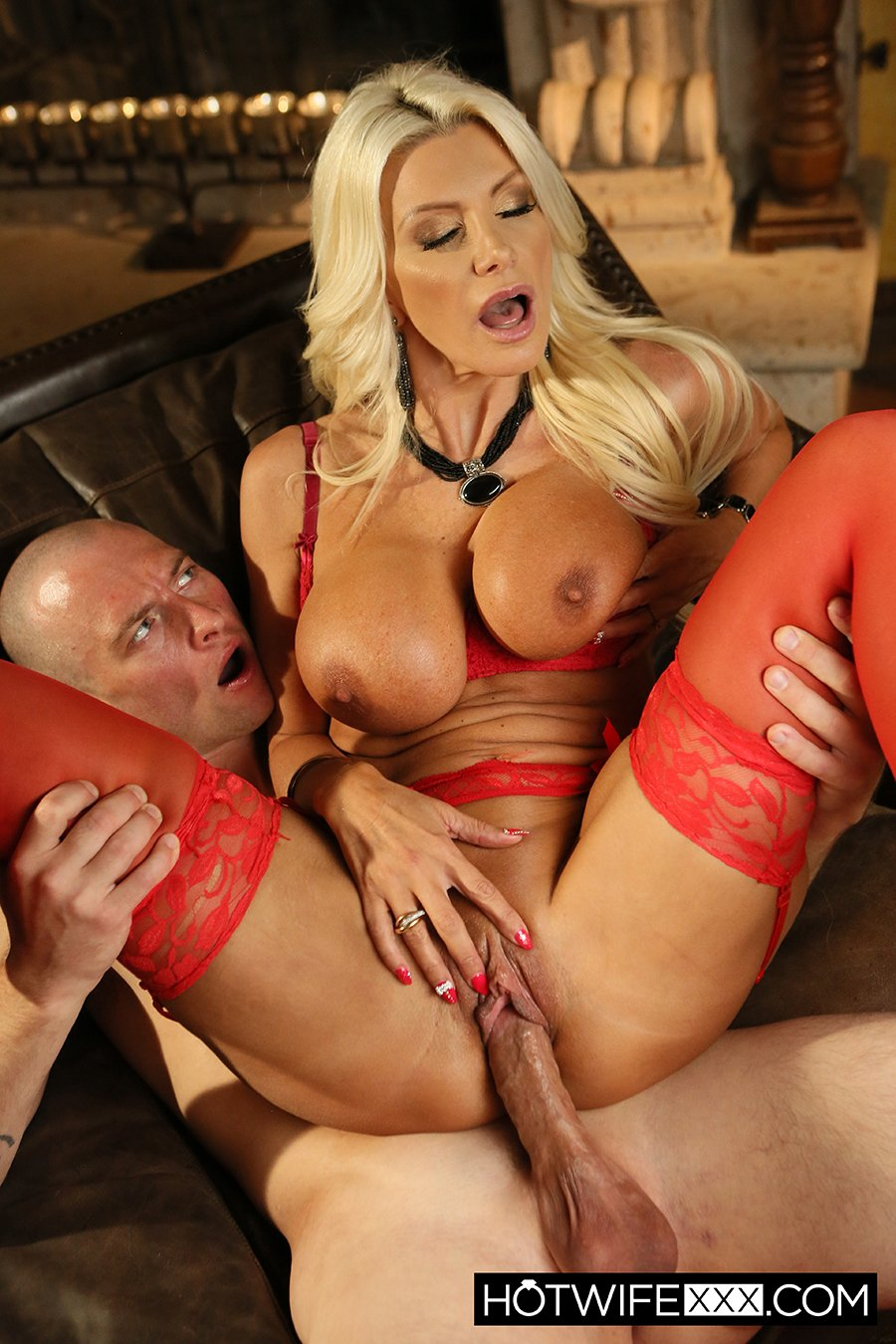 Busty Brittany Andrews Gives Dirty Pov Blowjob